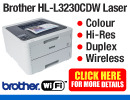 Brother HL-L3230DCW Free Printer Deall Offer